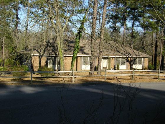 Fayetteville NC Brick House Rental Hedrick Dr